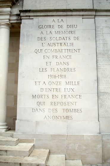 sortie somme 18 memorial villers bretonneux