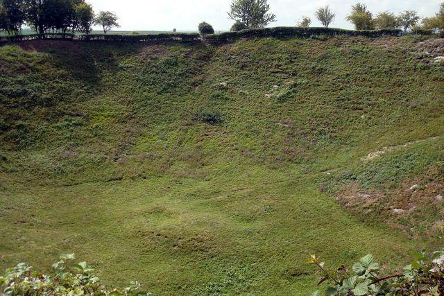 sortie somme 6 cratere lochnagar