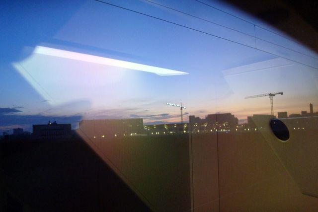 ce matin en Y allant, photo Alina Reyes