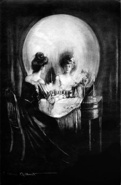 "Charles Allan Gilbert, ""All Is Vanity"""