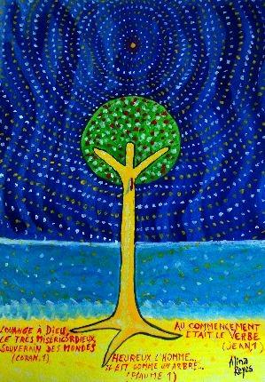 arbre de v,