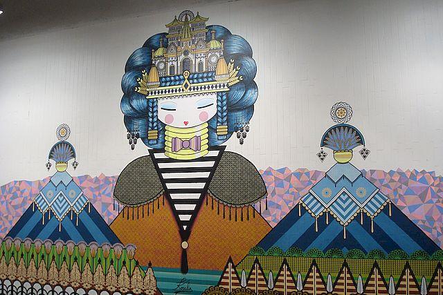 street art gare du nord 11