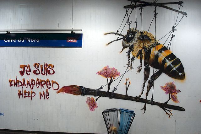 street art gare du nord 14