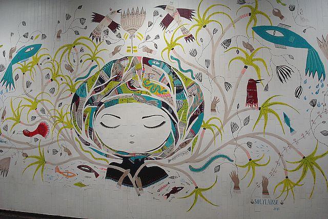 street art gare du nord 16