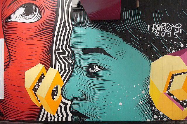 street art gare du nord 2