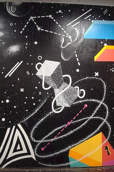 street art gare du nord 4