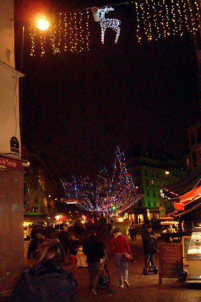 noel rue mouffetard