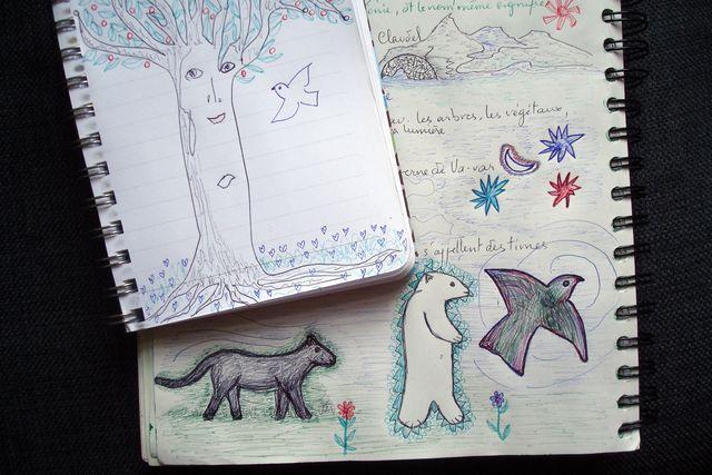 edimbourg dessins