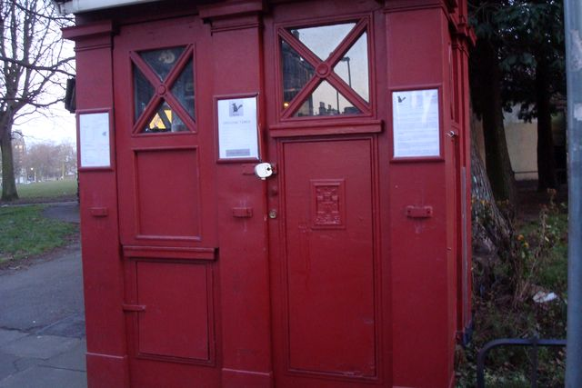 edinburgh police box 3