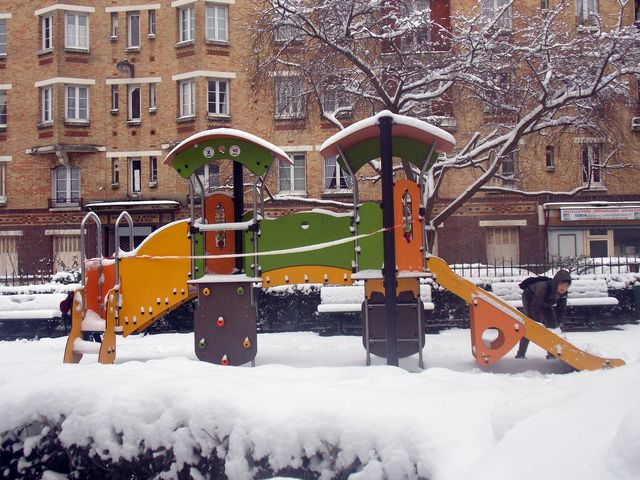 neige paris 14