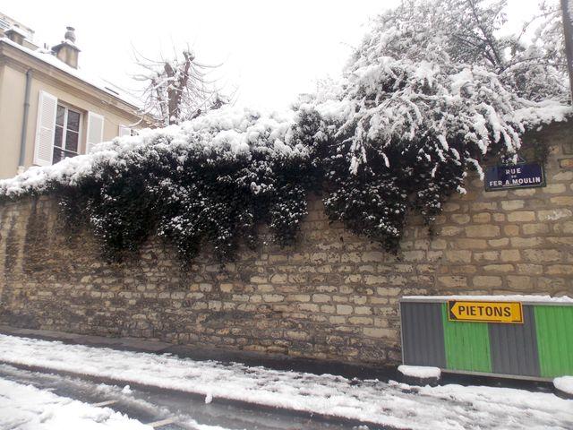 neige paris 19
