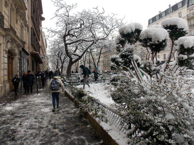 neige paris 2