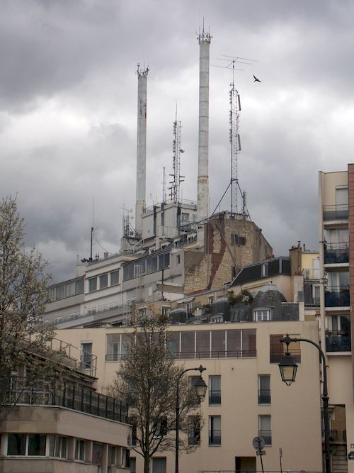 antennes police
