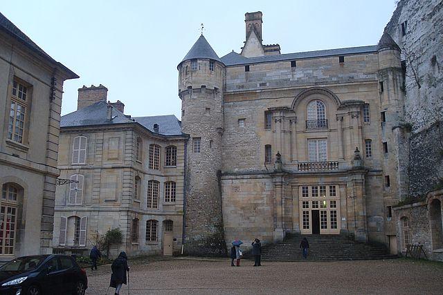chateau la roche guyon 1