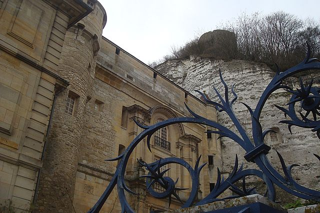 chateau la roche guyon 5