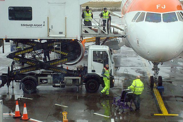 edinburgh airport 5