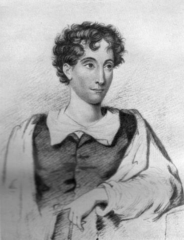 Charles Robert Maturin, Dublin 1782 - Dublin 1824
