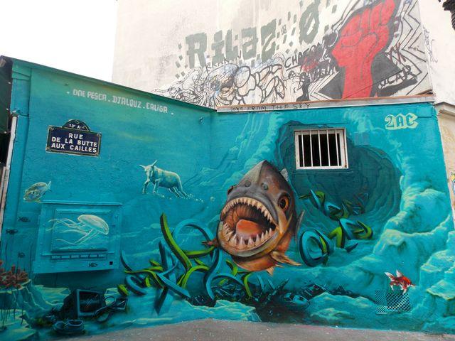 street art butte aux cailles 3