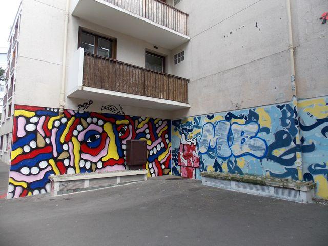 street art butte aux cailles 34