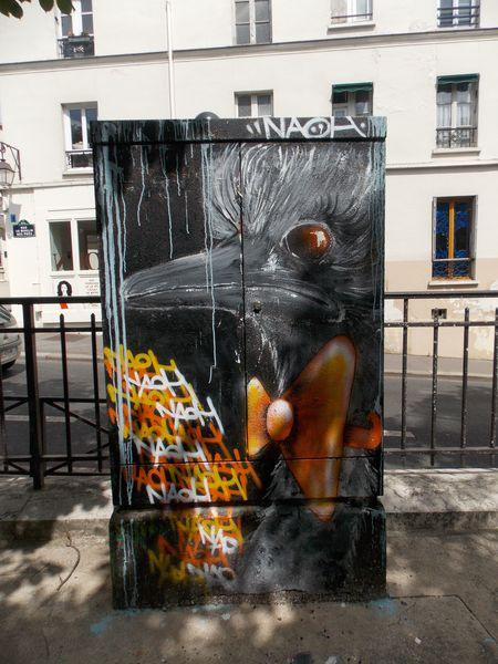 street art butte aux cailles 38
