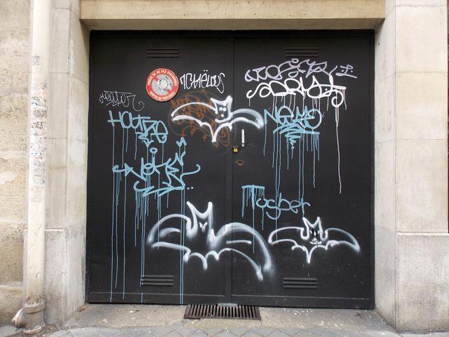 à Paris ces jours-ci, photo Alina Reyes