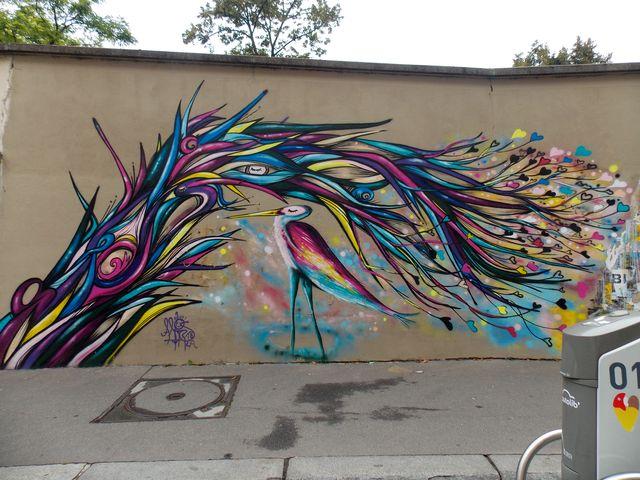 street art paris 13e 1
