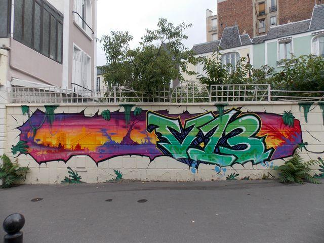 street art paris 13e 12