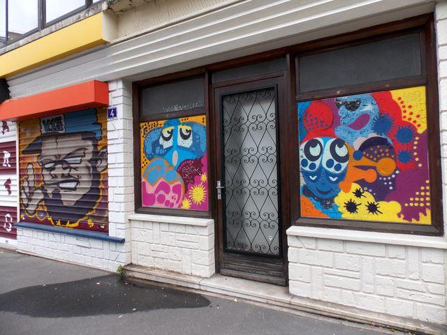 street art paris 13e 13