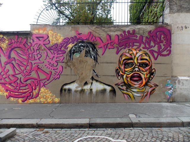 street art paris 13e 3