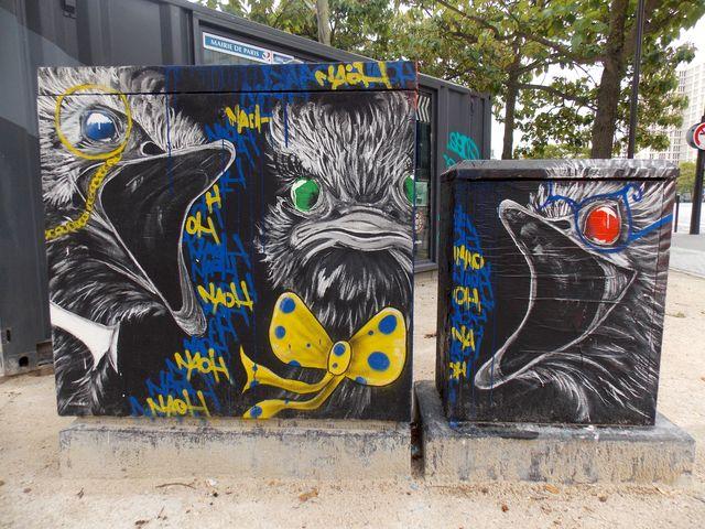 street art paris 13e 4