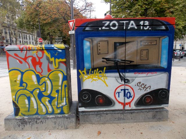 street art paris 13e 5