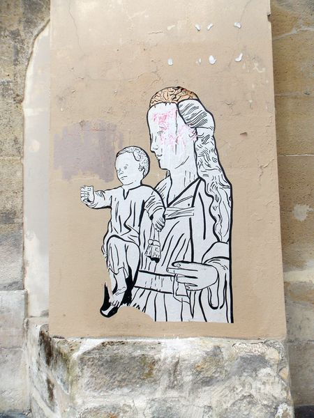 street art paris 5e 6