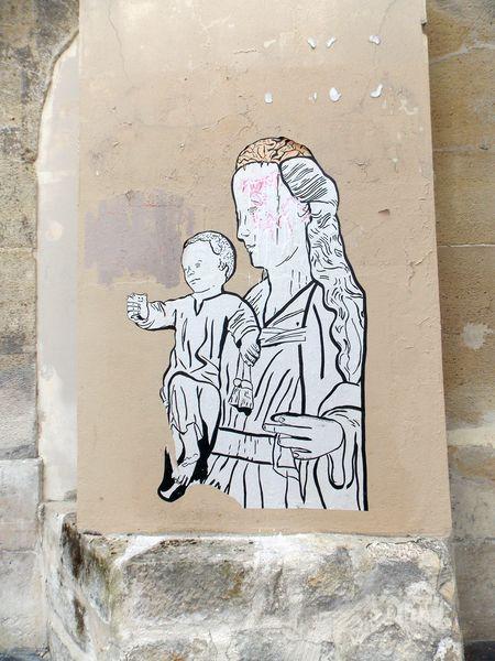 street art paris 5e 6