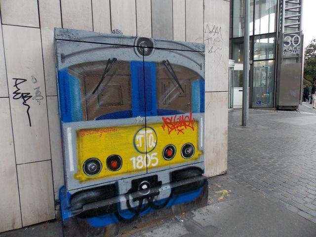 street art stime
