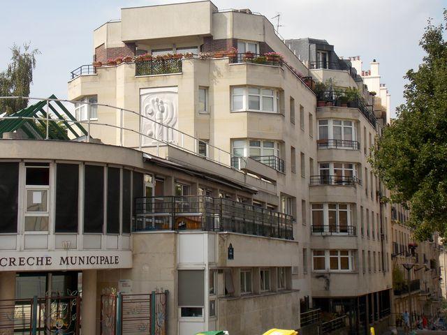 immeuble paris 13