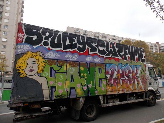 asnieres camion
