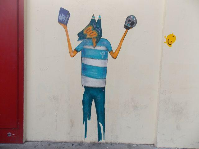 paris 5 street art