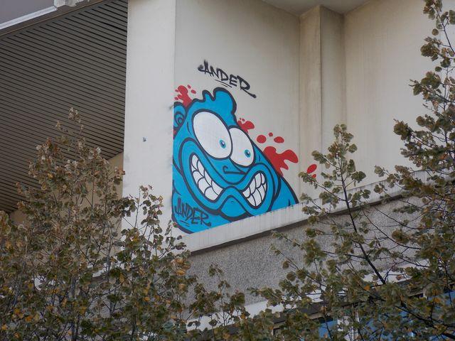 street art ander