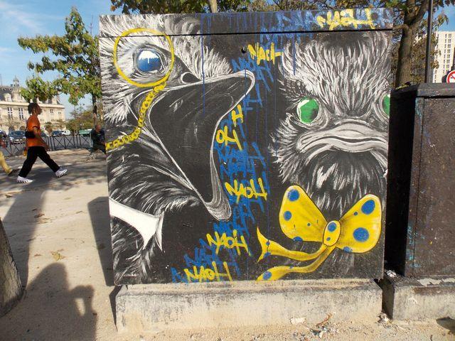 street art naoh