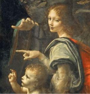 Leonardo_Da_Vinci_-_Vergine_delle_Rocce_Louvre-1483-1486-detail-e1523604228886