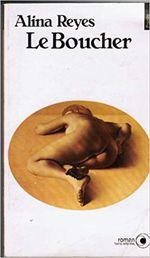 """""""Le boucher"""", 1988, éd du Seuil, 98 pages"""