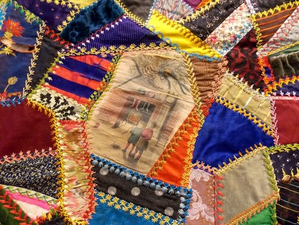quilt (patchwork 4