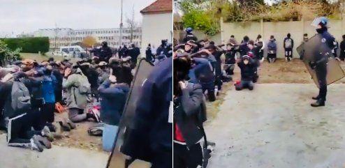 Arrestation de Mantes-le-Jolie