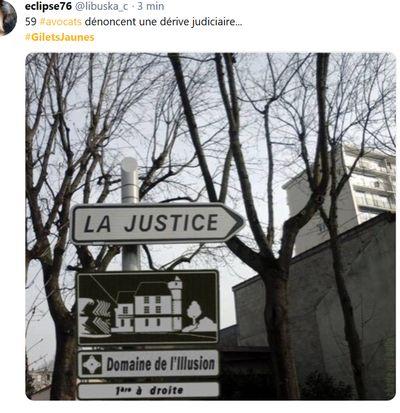 justice illusion,
