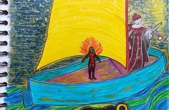 barque à la licorne ;-min