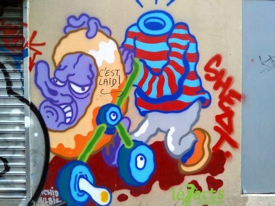 street art paris 13e 7-min