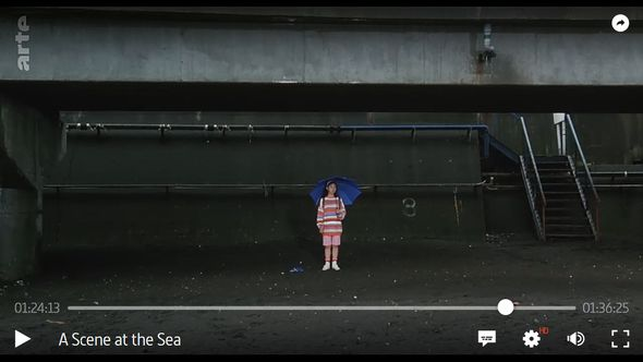 A Scene at the Sea kitano