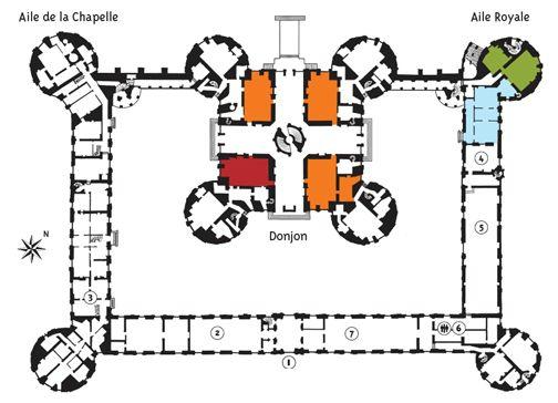chambord plan