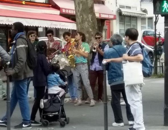 Hier boulevard Auguste Blanqui à Paris, photo Alina Reyes