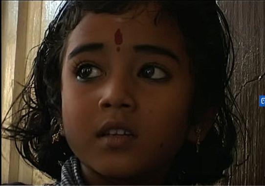 J'ai trouvé ce visage dans ce documentaire sur les langues et les écritures indiennes